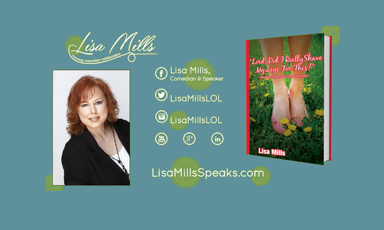 Lisa is social y'all! Find her on Facebook, Twitter, and Instagram.